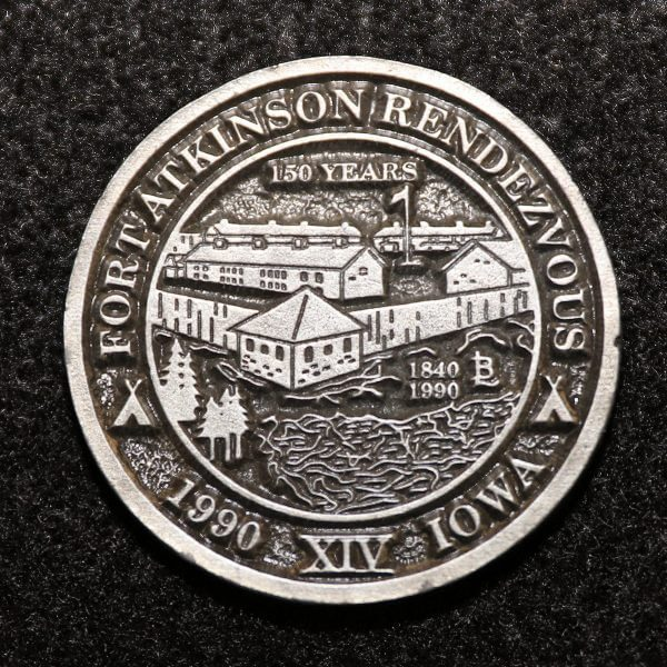 Rendezvous Days Medallions